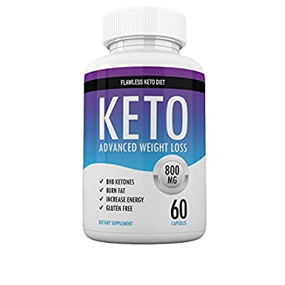 Keto Youthful Weight Loss - Burn Fat - Increase Energy - Balance Hormones - Gluten Free - For Men and Women