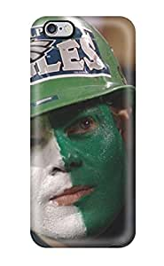 Cute Appearance Cover/tpu NgAAmzE2223brbYN Philadelphia Eagles Case For ipod touch4
