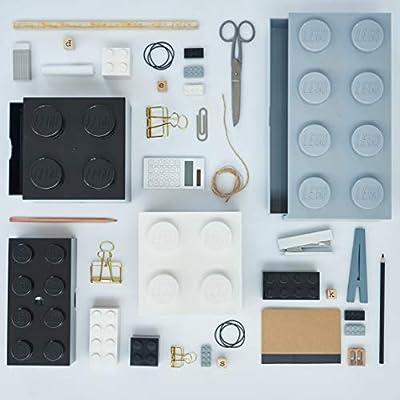 Room Copenhagen Lego Desk Drawer 4, White: Toys & Games