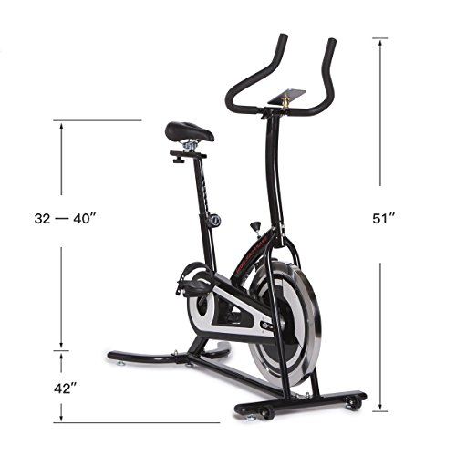 fitbill f step smart under desk elliptical exercise bike w