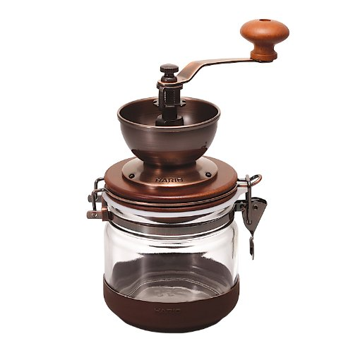 Hario Ceramic 'Canister' Coffee Mill Manual Grinder, 120g
