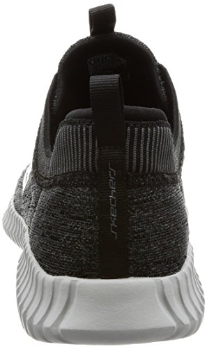 Infilare Flex Nero Sneaker hartnell Uomo grey black Elite Skechers SAxq56wIA
