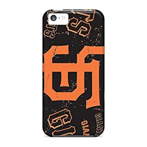 High Quality Williams6541 San Francisco Giants Skin Case Cover Specially Designed For Iphone - 5c