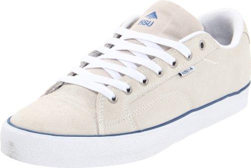 2 HSU Emerica Fusion Blue Shoe White Men's Low Skate vzvpFxq