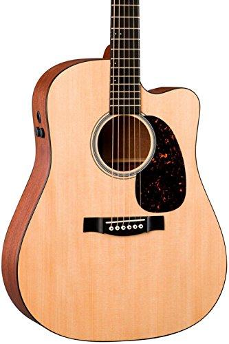 Martin DCPA4 Dreadnought Acoustic-Electric Guitar (Natural)
