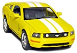 "5"" 2006 Ford Mustang GT with Stripes 1:38 Scale"
