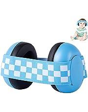 Baby Ear Protection Noise Cancelling Headphones Elastic Adjustable Baby Earmuffs