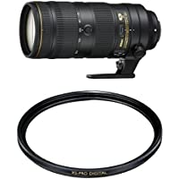 Nikon AF-S NIKKOR 70-200mm f/2.8E FL ED VR with UV Haze