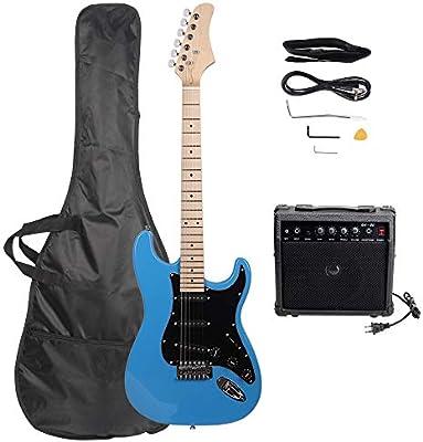 Ryokozashi 6 ST Guitars - Kit de iniciación para guitarra ...