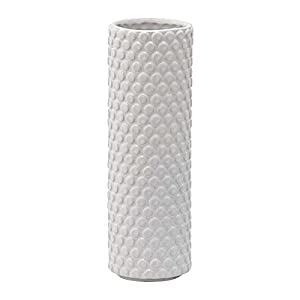 Vase Bloomingville, Blanc