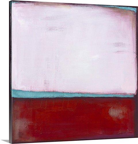greatBIGcanvas Gallery-Wrapped Canvas entitled Blush by Laura Gunn 24