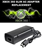 Xbox 360 Slim Ac Adapter Replacement for Microsoft 6 month warranty!!