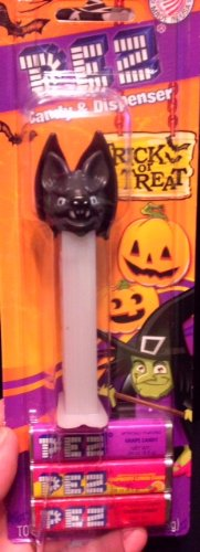2012 PEZ Candy & Dispenser, -