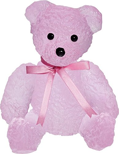 Daum Crystal Pink Doudours (Teddy Bear)