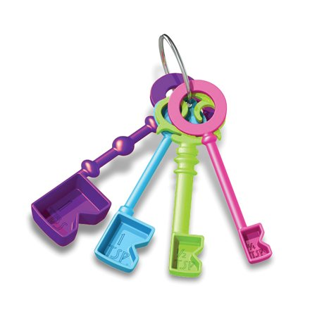 DCI Ingredients Nesting Measuring Spoons product image