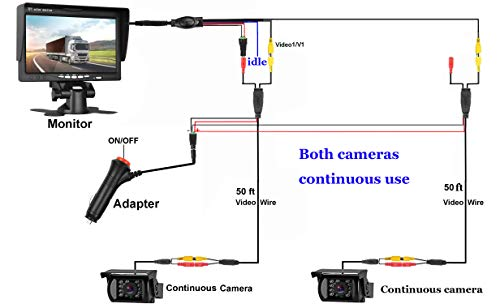 Backup Camera Wiring Diagram Rv on wire diagram, wireless reversing camera diagram, toyota oem parts diagram, backup monitor system, backup camera relay diagram, backup camera system, power diagram, koolertron backup camera installation diagram, backup camera cable, backup camera circuit diagram, backup camera radio, light diagram, backup monitor mirror, tractor-trailer diagram,