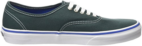 Vans Authentic, Zapatillas Unisex Adulto Verde (green gables/true white)
