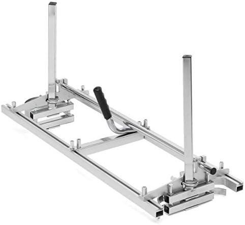 ポータブルアジャスタブルチェーンソーチェーンソーミル36インチ厚板フライスバーサイズ14インチから36インチ厚板材切削工具