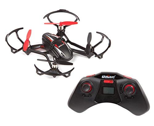 UDI RC U27 Free Loop 180 Degree 3D flying RC Quadcopter, 139 x 139 x 35.5 mm, Black