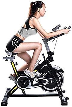 Home Fitness Bicicleta De Spinning - Cubierta Aerobic Silencioso ...