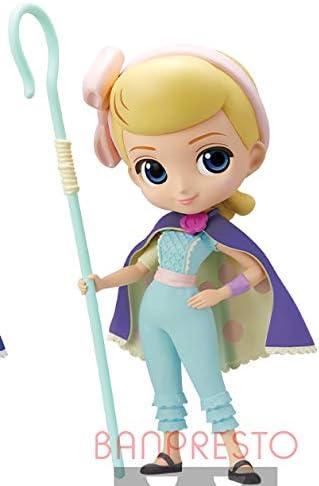 Cute Banpresto Q posket PIXAR Bo Peep Toy Story4 Figure Figurine 14cm Rare ver