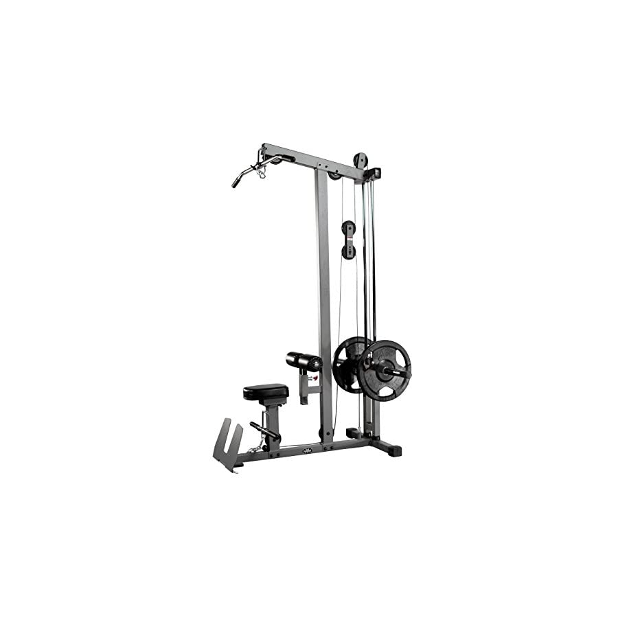 Combo Offer XMark Fitness Lat Pulldown and Low Row Cable Machine with Attachment Packages