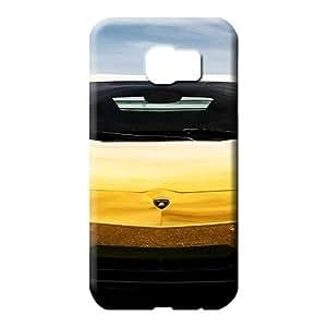 samsung galaxy s6 edge Heavy-duty Bumper Hd mobile phone carrying skins Aston martin Luxury car logo super