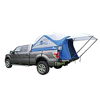 Image of SportZ Truck Tent Blue/Grey Bed Tents