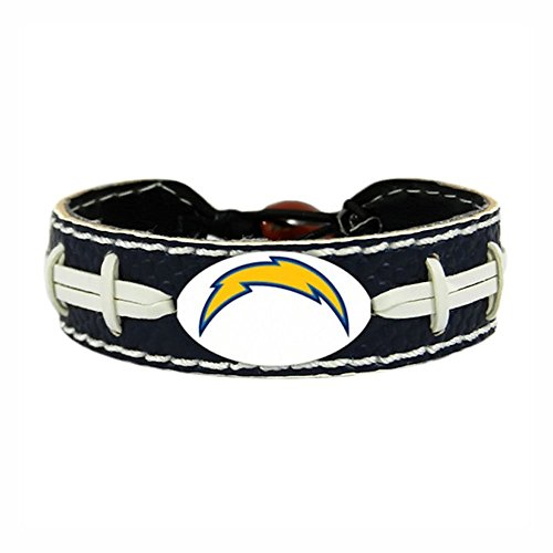 San Diego Chargers Stocking - San Diego Chargers Team Color NFL Football Bracelet
