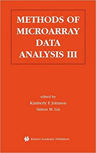 Read online Methods of Microarray Data Analysis III: Papers from CAMDA '02 (Pt. 3) PDF