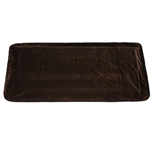 Neewer Keyboard Dust Cover for 76 Key Keyboards ,Brown