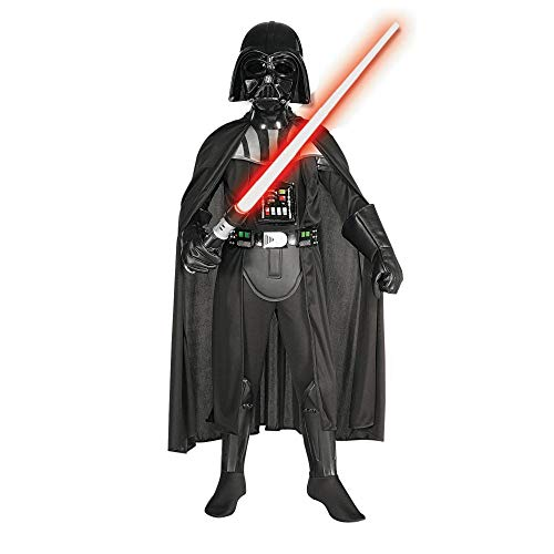 Star Wars Classic Deluxe Darth Vader Child Costume]()