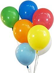 """Creative Balloons 12"""" Latex Balloons - Pack of 144 Pieces - Pastel Assorted Colors"""