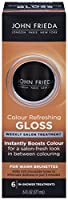 John Frieda Precision Colour Refreshing Gloss for Warm Brunettes, 6 Fluid Ounce