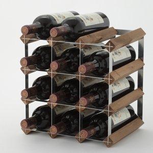 Fan Vino [Wine rack] Traditional wine rack for 12 bottles (G08709)