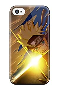 [SELnHVb8696CaXtE] - New High Definition Naruto Shippudens Protective Iphone 4/4s Classic Hardshell Case