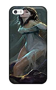 High Quality Earl N Vines The Maiden And The Werewolf Skin Case Cover Specially Designed For Iphone - 5/5s