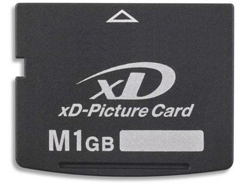 Olympus M+1 GB xD-Picture Card Flash Memory Card 202218