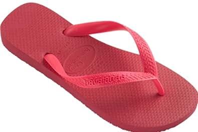 Havaianas Top Flip Flop,37-38 BR / 7-8 B(M) US,neon pink