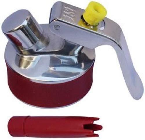 ISI Ersatzteil Kopf komplett (ohne Kapselhalter) für Sahnezubereiter Gourmet Whip Plus und Thermo Whip Plus