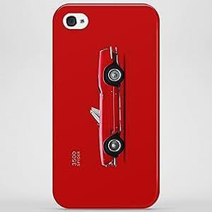 The Maserati 3500 Phone Case iPhone 4/4s