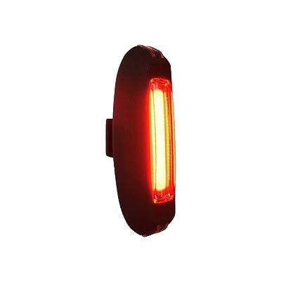 USB à l'arrière éclairage vélo Tige de selle Tail Light batterie