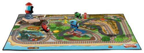 Fisher Price Thomas Wooden Railway Playmat