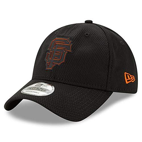 (New Era San Francisco Giants 2019 Clubhouse Collection Adjustable Hat/Cap)