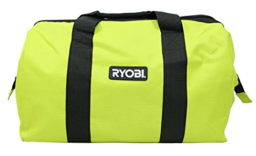 Ryobi Green Wide Mouth