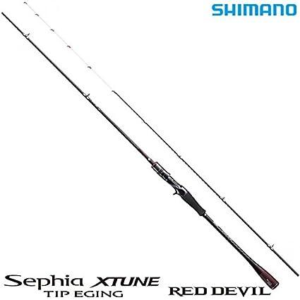 シマノ セフィアエクスチューン レッドデビル B605MHS6.5ftの画像