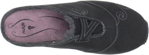 Ahnu Womens Relax Shoe Black IVrrWb2O1