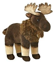 """Aurora World Miyoni Moose 14.5"""" Plush"""