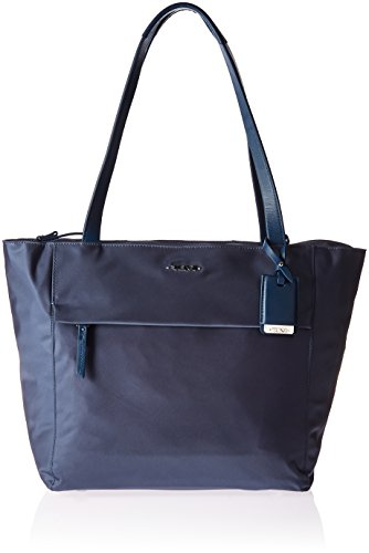 Tumi Women's Voyageur Small M-Tote Shoulder Bag, Cadet, One Size