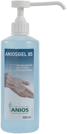 Anios Hydroalcoholic Gel 500 Ml Amazon Co Uk Health Personal Care